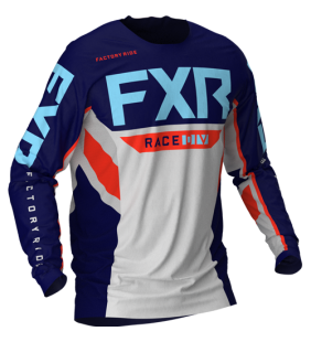 MAILLOT PODIUM OFF ROAD BLANC
