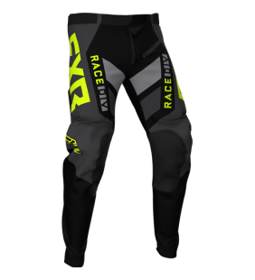 PANTALON  PODIUM OFF ROAD JAUNE