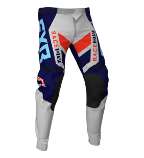 PANTALON PODIUM OFF ROAD BLANC