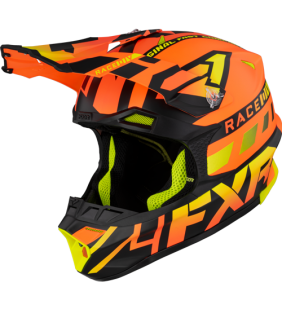 CASQUE BLADE ORANGE