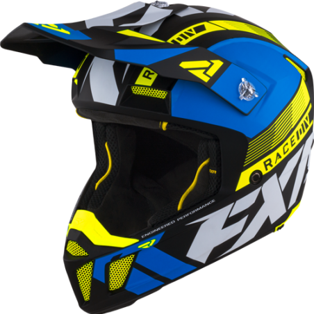 CASQUE CLUTCH BOOST BLEU