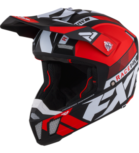 CASQUE CLUTCH BOOST ROUGE