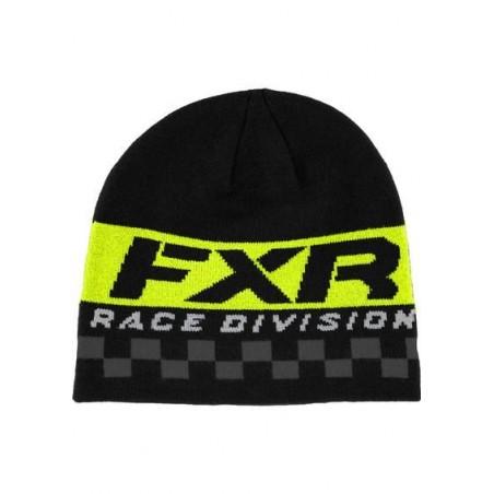 BONNET FXR RACE DIVISION JAUNE