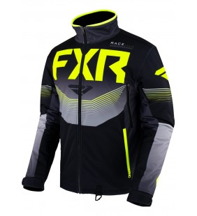 VESTE ENDURO COLD CROSS RR JAUNE
