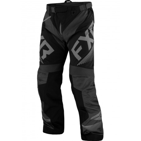 PANTALON ENDURO COLD CROSS NOIR