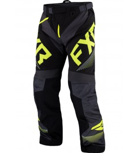 PANTALON ENDURO COLD CROSS JAUNE
