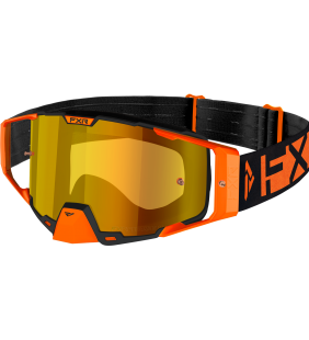 MASQUE COMBAT MX ORANGE